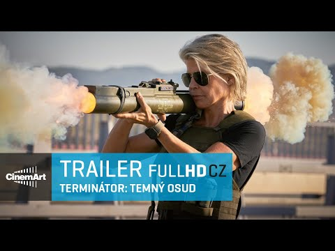 Terminátor: Temný osud / Terminator: Dark Fate (2019) HD trailer [CZ TIT]