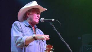 Billy Joe Shaver That S What She Said Last Night Live At Texas Music Theater