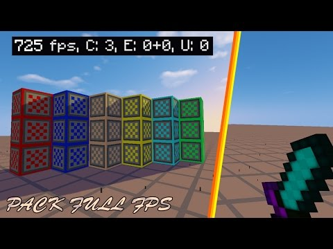 😇¡TEXTURE PACK FULL FPS PERSONALIZADO!😇 | FPS BOOST | 777% +