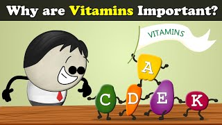 Why are Vitamins Important? | #aumsum