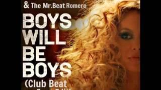 Paulina Rubio - Boys Will Be Boys (Club Beat Saxo Edit) (The Mr.Beat Romero)