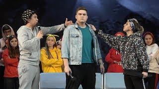 КВН 2019 Первая лига Первая 1/8 ИГРА ЦЕЛИКОМ Full HD