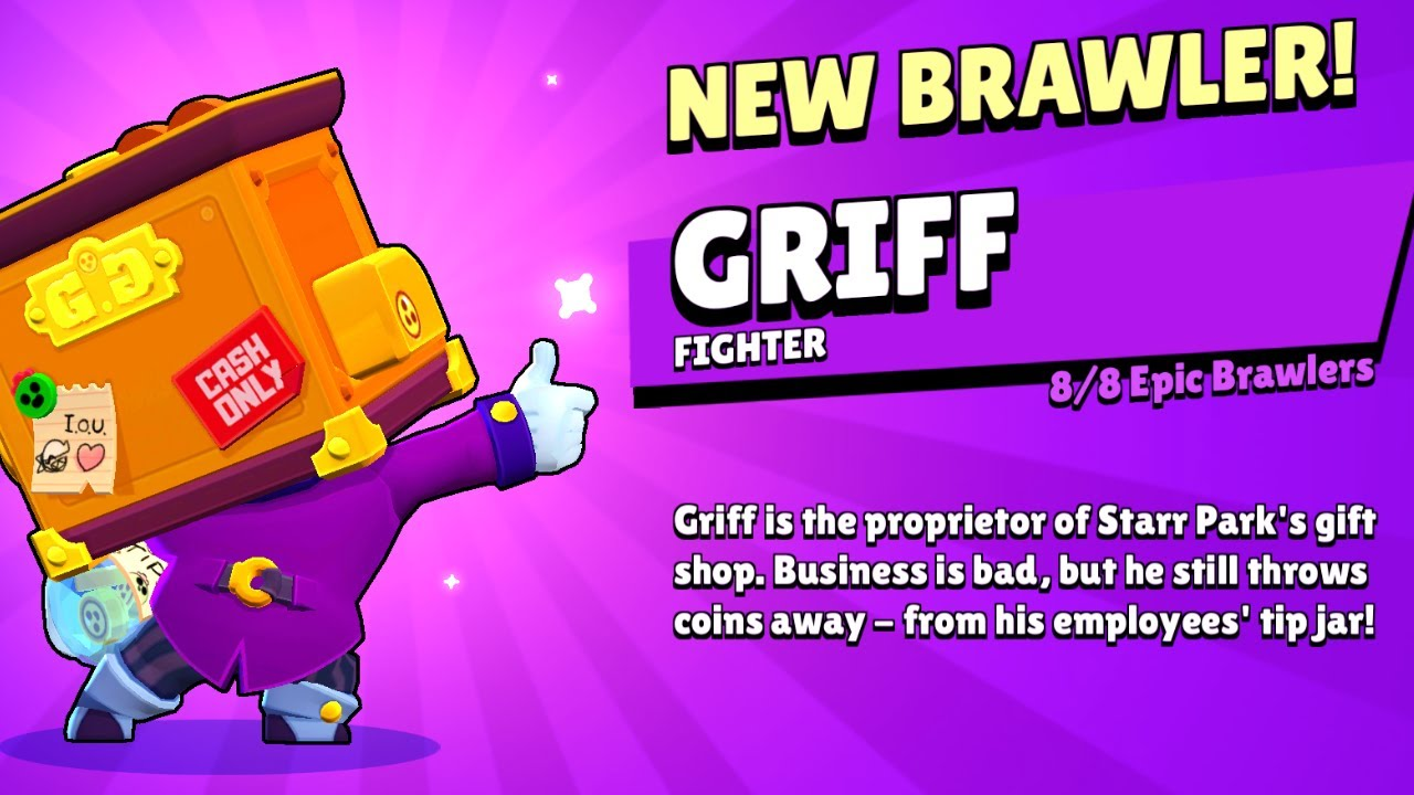 Brawl Stars: Griff Challenge COMPLETED! #griffchallenge