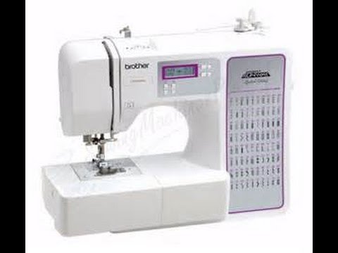 HOW TO Thread A Project Runway Sewing Machine YouTube Amazing First Sewing Machine Project