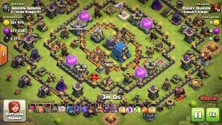 TWO MILLION Loot Raid With New GLADIATOR Archer Queen Skin / Clash of Clans
