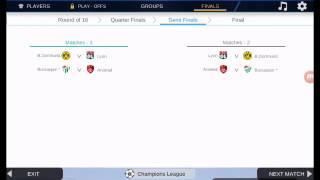 Msl Sampiyonlar Ligi Yarı Final Ve Final Maçları