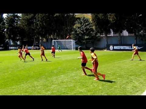 Karagümrük - Galatasaray U11 1.Yarı