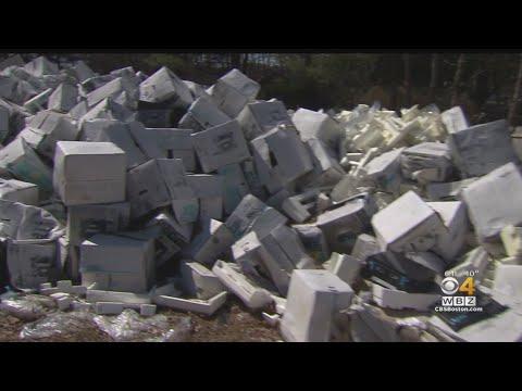 Trash Piled Behind Salem, NH Home Outrages Neighbors