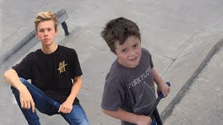 Scooter Kid Thinks He's Better Than Tanner Fox!? @TannerFox [Colorado EP. 3]