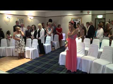 The Bentley Hotel, Motherwell - Lynsay & Cheryl Wedding Highlights
