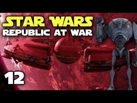 BATTLE OF HOTH! - Star Wars: Republic At War - Confederacy Episode 12