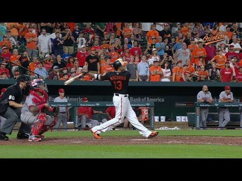 Machado's walk-off grand slam