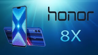 Honor 8X - Launch in India, A Budget Phone, Reveiw, Specifcation