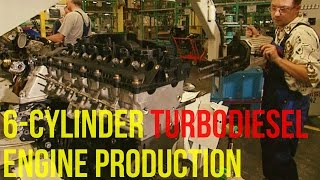 bmw 3 0 litre di 6 cylinder inline turbodiesel engine production