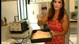 Ivete prepara picanha para o aniversário de Ana Maria (2011)