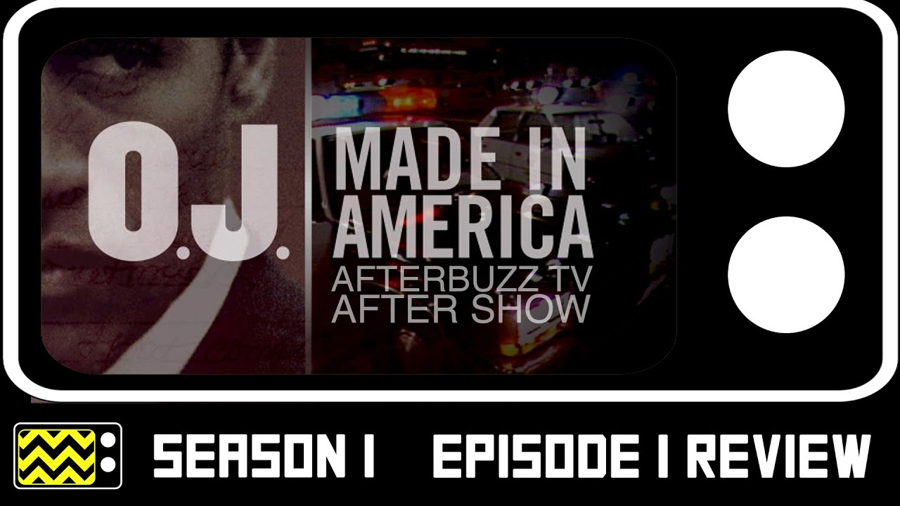 OJ: Made in America Part 1 Review & After Show   AfterBuzz ...