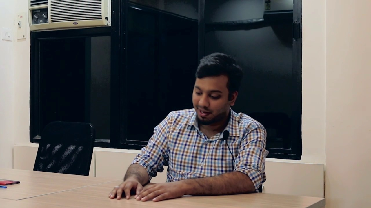 Mohammed Zeeshan | The Climber | Interview | Part One - YouTube