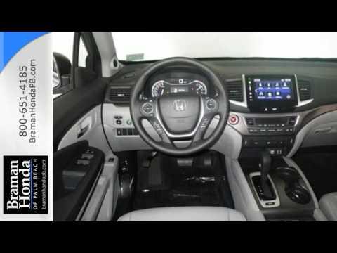2016 Honda Pilot West Palm Beach FL Lake Worth, FL #62002