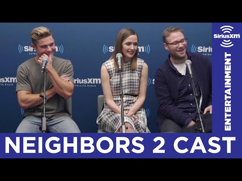 Why Jennifer Lawrence Needs to Thank Seth Rogen // SiriusXM // Entertainment Weekly Radio