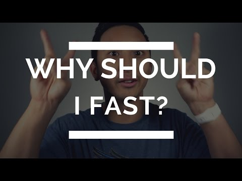 Why and How to Fast | What Does the Bible Say About Fasting?