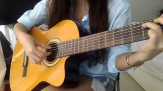 Goi Nguoi Yeu Dau [guitar]