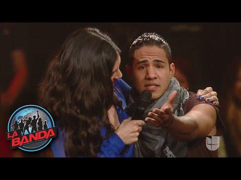 Richard Camacho Becomes The Second Member Of La Banda | La Banda Finale 2015