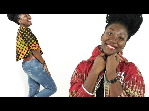 STYLE ANKARA PRINT FOR WINTER || AFRICAN PRINT LOOKBOOK || ADEDE