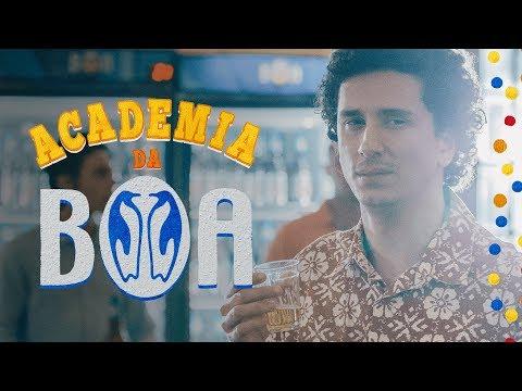 Eduardo Sterblitch e Rafael Portugal em Academia da BOA   #QuaseNumaBOA   BOA