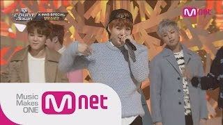 Cover images 방탄소년단(BTS) - 하루만(Just One Day) + 호르몬전쟁(War of Hormone)   M COUNTDOWN 406화