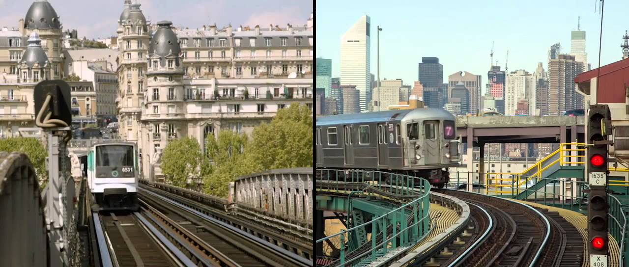 a7de832727134 Paris vs New York : the differences - YouTube