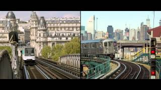 Paris vs  New York : the differences