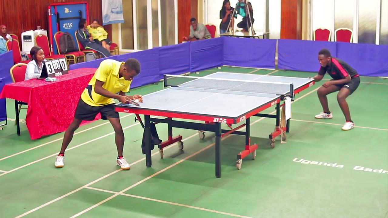 Download Insane ITTF Table Tennis  Africa Championships match Men's Semi Final Brian Mutua vs Josiah Wandera
