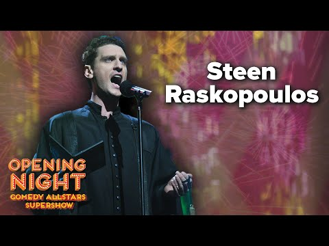 Steen Raskopoulos - 2015 Opening Night Comedy Allstars Supershow