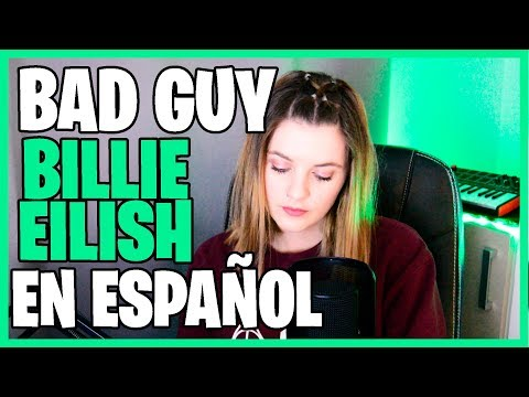 Soy la mala - BAD GUY - Billie Eilish Spanish Remix - Adaptación Letra Español Cover  SUZY