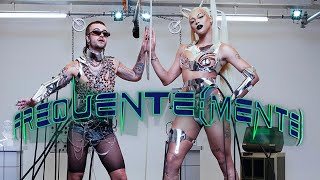 CHAMELEO & Pabllo Vittar - frequente(mente) [official music video]