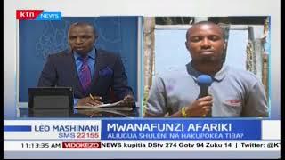 Mwanafunzi afariki Shuleni Mukumu girls\'
