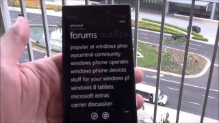 Official Tapatalk app for Windows Phone