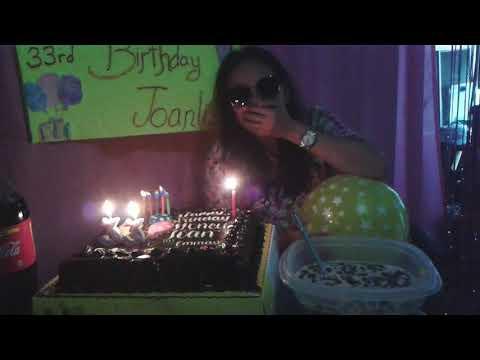 My 33rd Bday Celebration