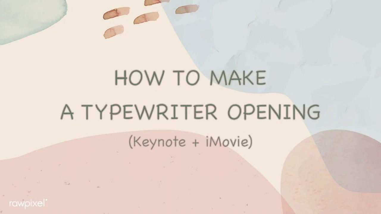 Cara Bikin Video Dari Keynote/Powerpoint