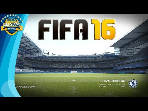 FIFA 16 Stadiums Premier League and FL Championship