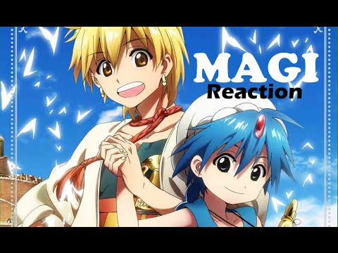 Magi: The Labyrinth of Magic - AnimeForce