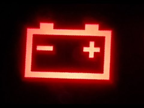 Five Problems Cause Battery Warning Light on Dashboard - YouTube
