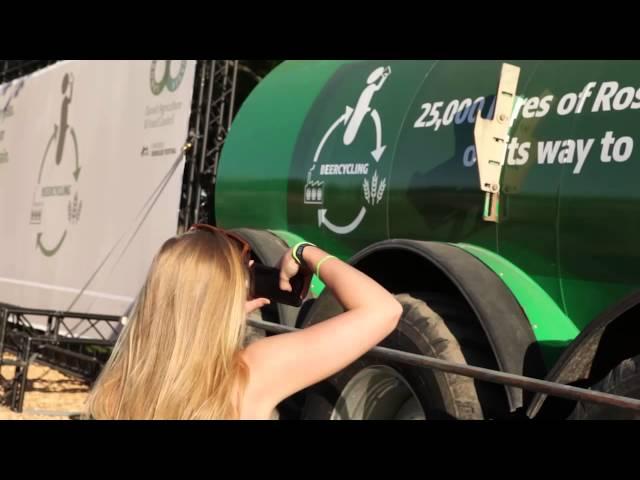 Así es como esta compañía recicla la orina humana para crear su marca de cerveza
