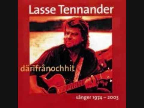 Ska vi gå hem till dig - Lasse Tennander