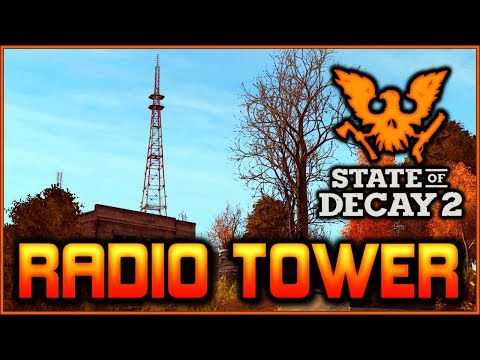 Radio Other Players & Survey Area Features | State of Decay 2