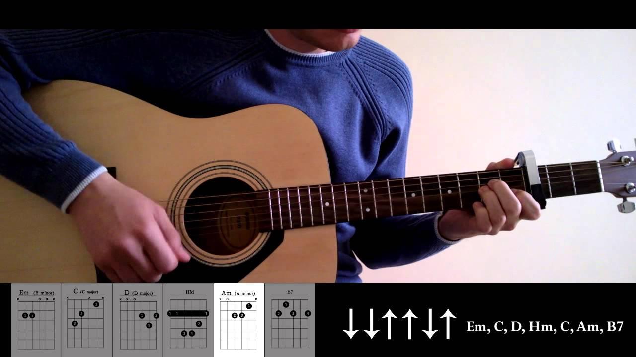 Elina Born Stig Rsta Goodbye To Yesterday Cover Chords Youtube