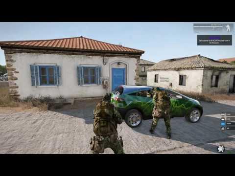 police hostage situation arma 3