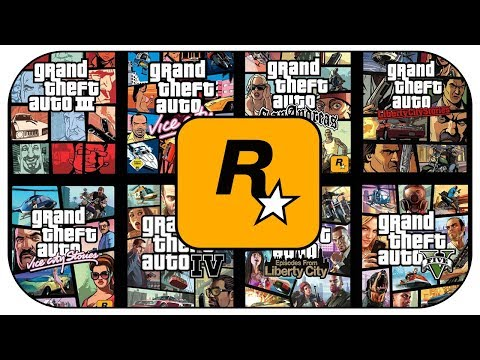 Top 10 Best GRAND THEFT AUTO Games In History!