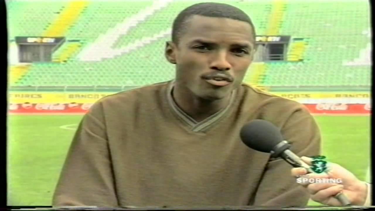 Entrevista a Marco Aurélio (Sporting) em 07/01/1999