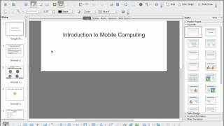 Android Programming - Lecture 3